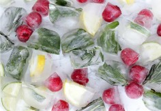 Fruit-and-herb-colorful-ice-