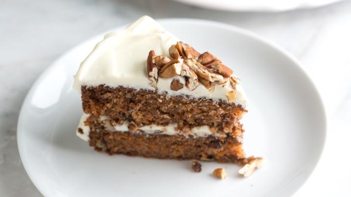 Low fodmap carrot cake
